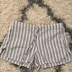 cute striped brandy shorts!